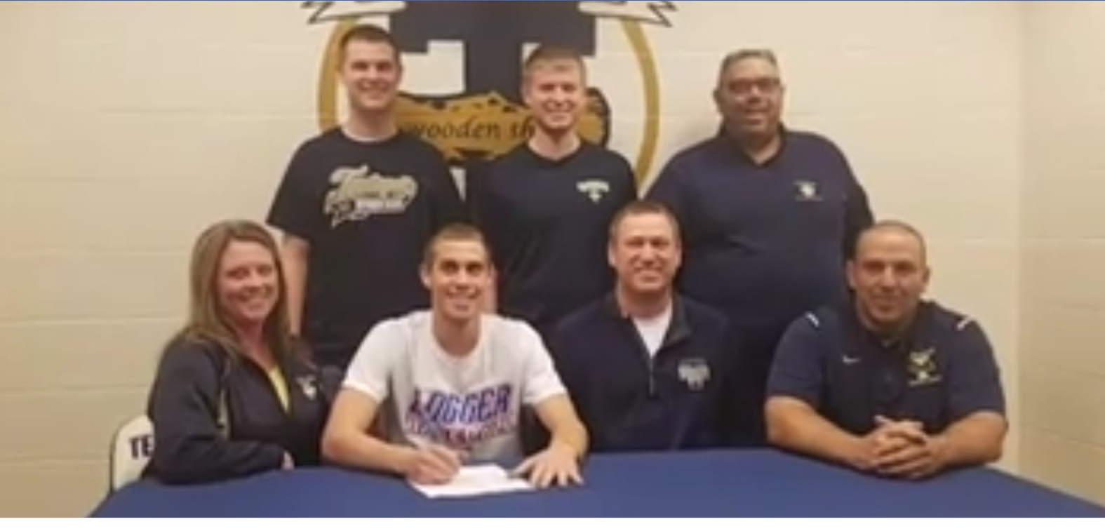 Local Teutopolis Pitcher Signs With Lincoln Land Community College.