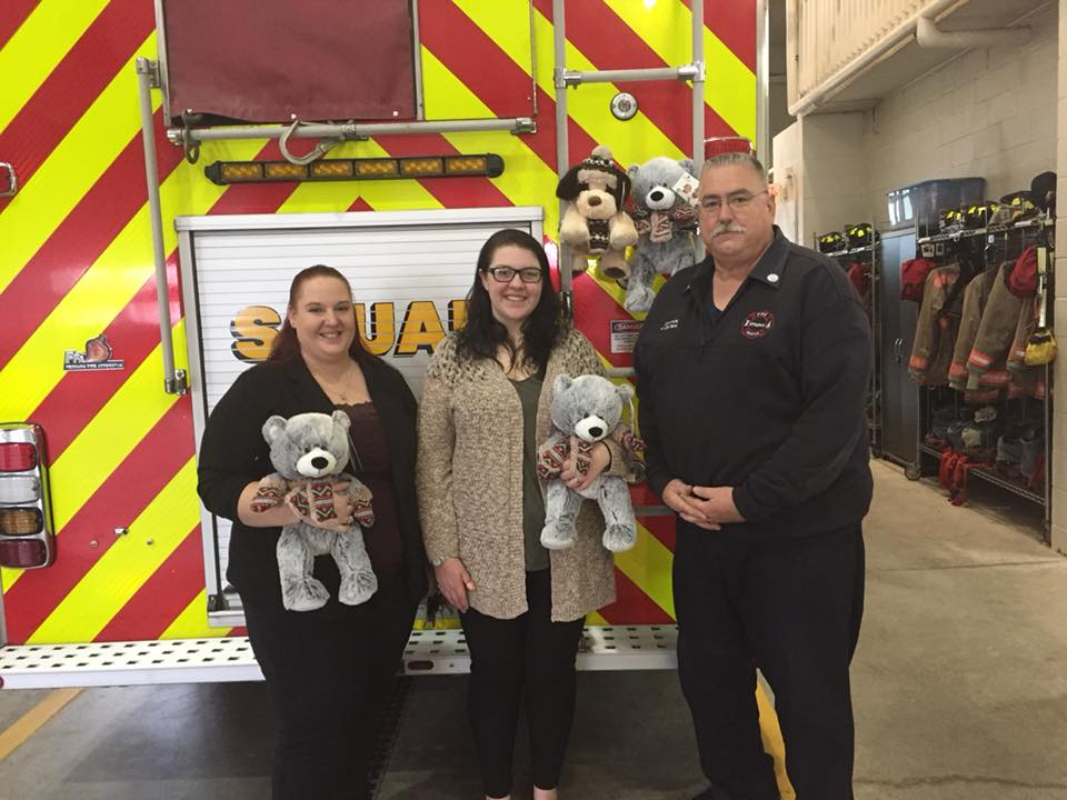 Effingham Fire Department Receives Donation from Kay Jewelers