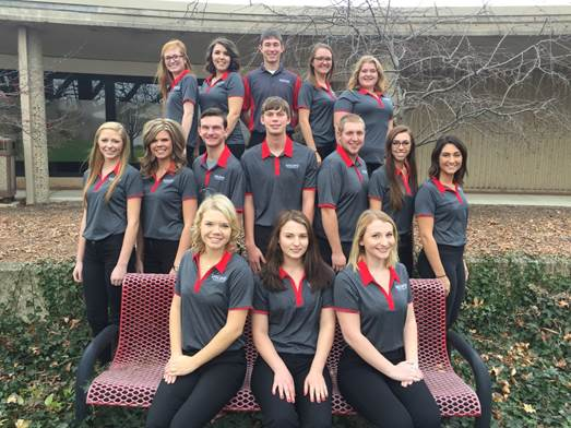 Lake Land College Names 2017-2018 Student Ambassadors