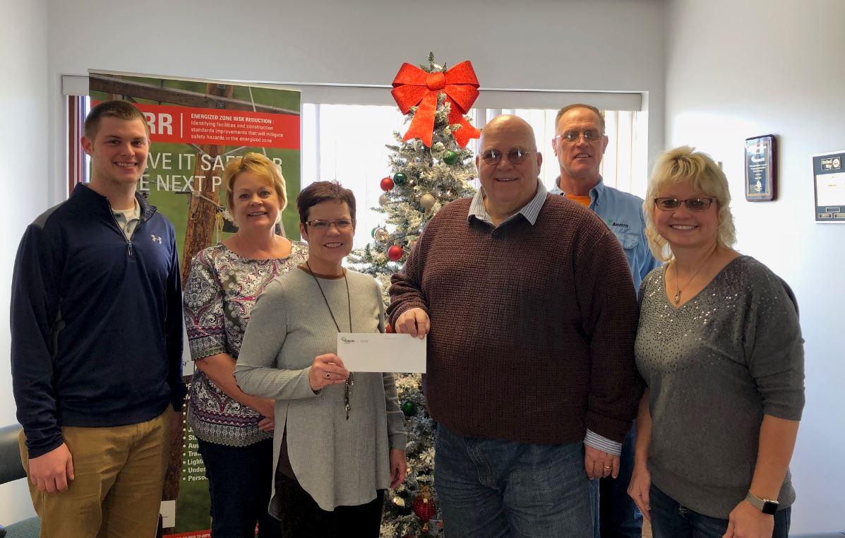 Ameren Donates to United Way