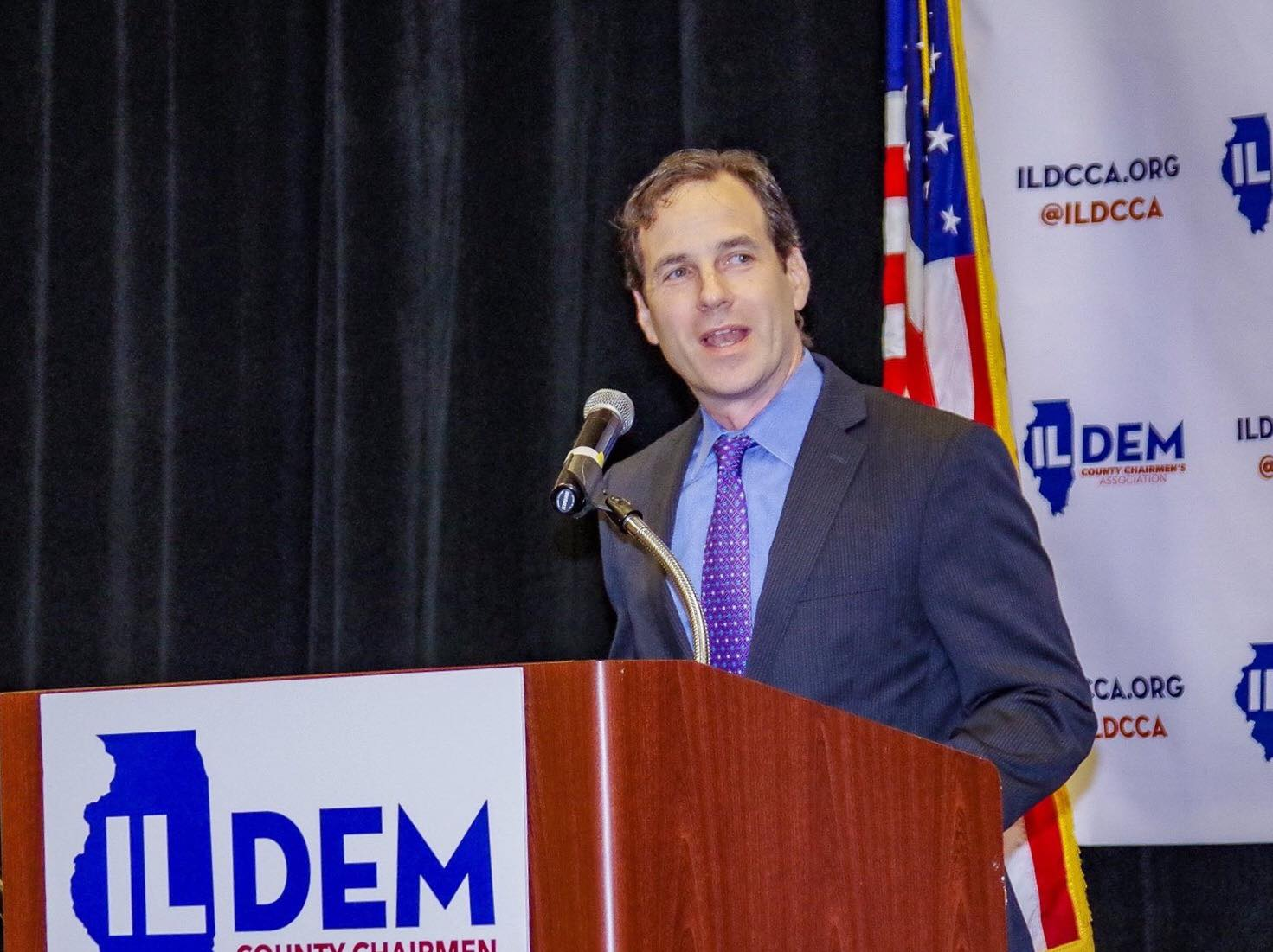 Illinois Attorney General Candidate Causes Rift in Early Voting For Some Counties