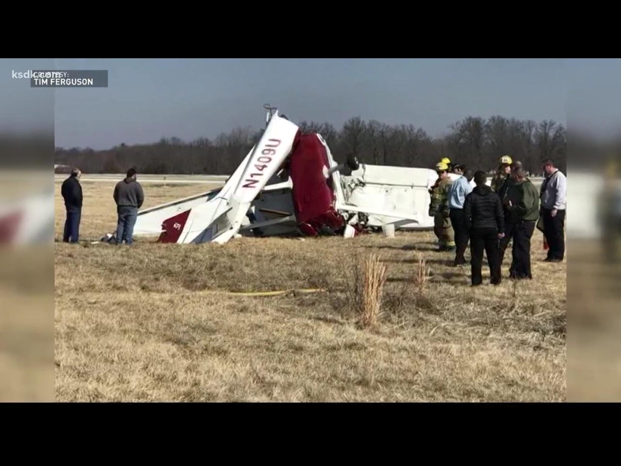 Plane Crash at Centralia Airport Under Investigation