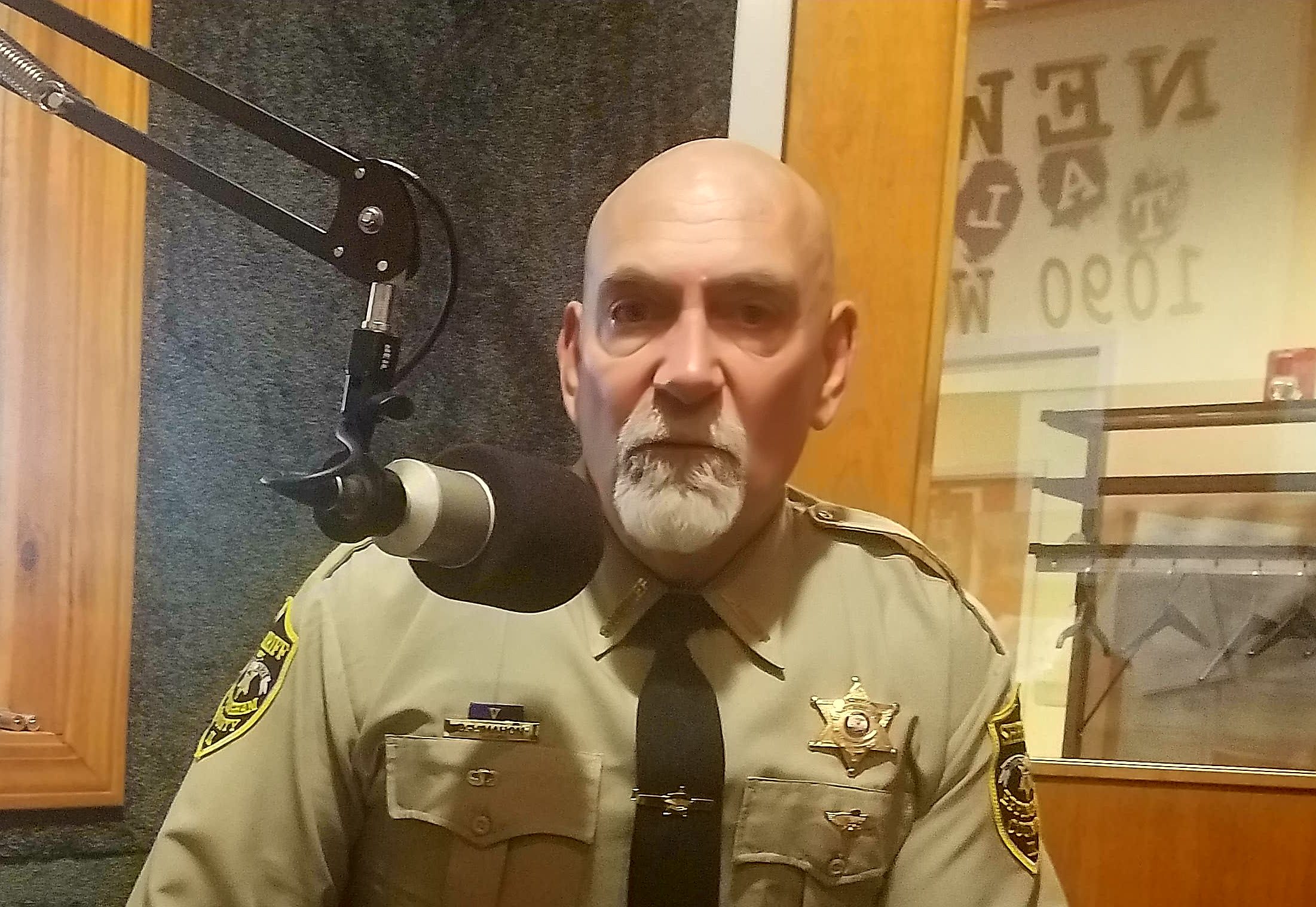 Effingham County Sheriff's Department David Mahon Discusses Possible Changes to SRO Program