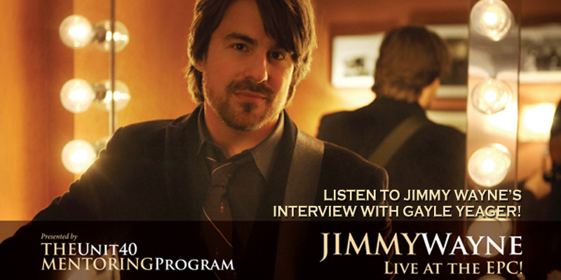 Feature: http://www.effinghamradio.com/2018/03/29/interview-with-jimmy-wayne/