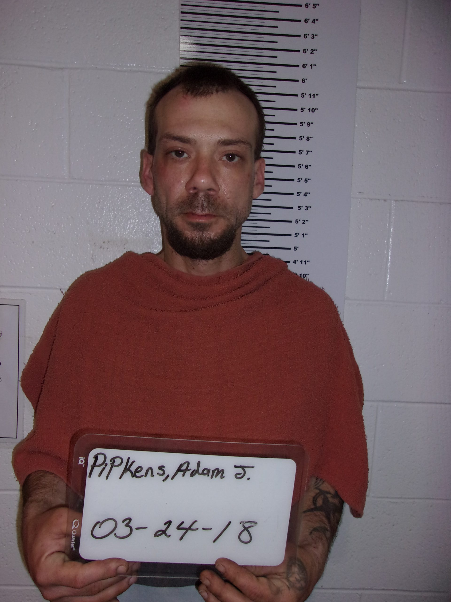 Clay County Man Arrested After Being Chased by Police While Driving an ATV