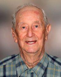 Carl F. McClain, 99