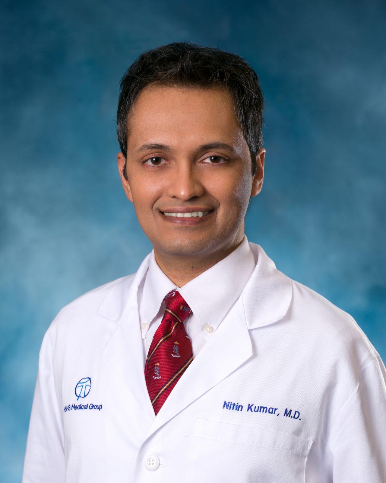 Hshs Medical Group S Nitin Kumar Md Gastroenterologist Brings