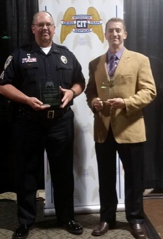 Two Officers Recognized By Crisis Intervention Team