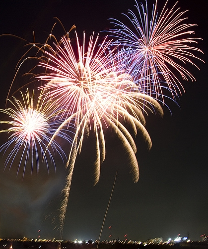 Panther Creek Park Fireworks Postponed