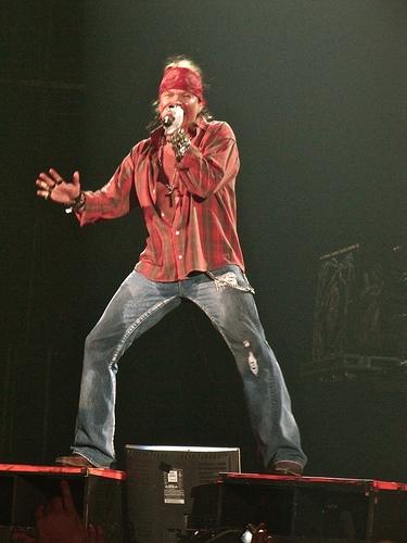 Rumor Alert! If Guns N' Roses Reunite, It Won't Be All Original Members