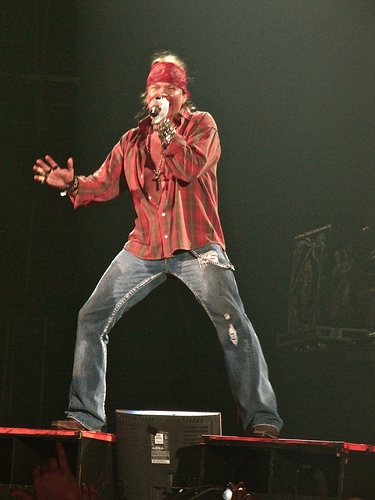 Guns N' Roses Took A Shot At Steven Tyler For Taking Credit for GNR Reunion