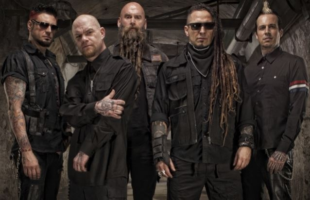 Hear The New Five Finger Death Punch Album A Week In Advance!