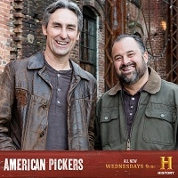 American Pickers TV Show Visits Tell City, Indiana! [Video]