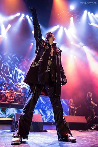 Judas Priest's Openly Gay Singer, Rob Halford, Spoke Up About Kim Davis