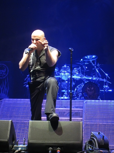 Disturbed's David Draiman Talked About The Day Disturbed Is Retiring