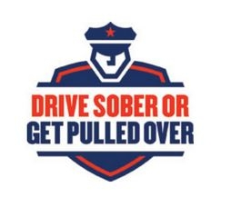 'Drive Sober or Get Pulled Over' Campaign Targets Drunk Drivers
