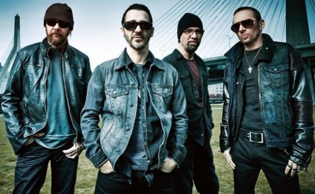 Godsmack Is Ready To Record A New Record!