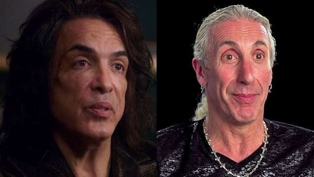 Paul Stanley Of Kiss Called Dee Snider A 'WannaBe'