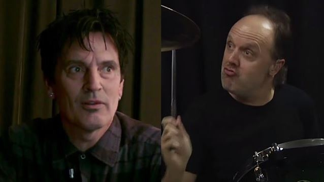 Motley Crue's Tommy Lee Is Making Fun Of Lars Ulrich's Tempo
