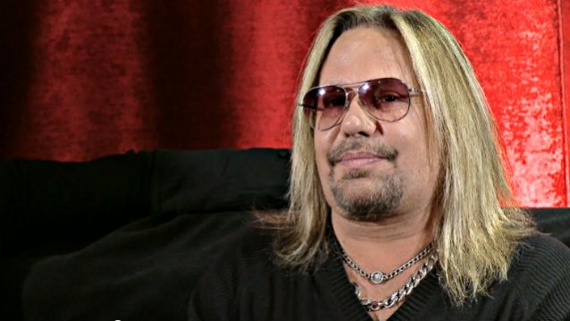 Motley Crue's Vince Neil is Being Sued