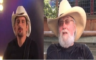 Happy Birthday To Brad Paisley & Charlie Daniels [VIDEO]