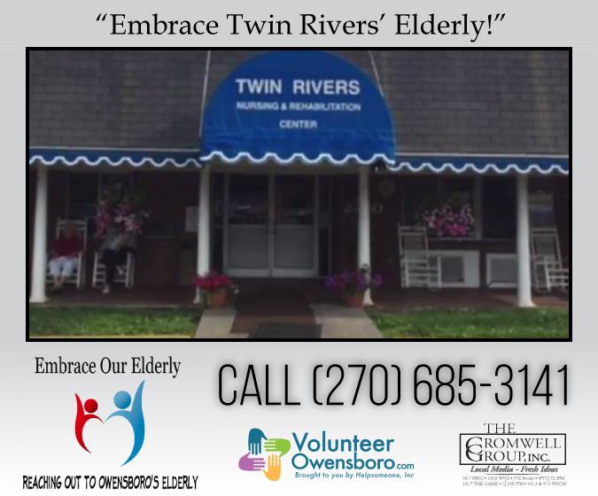Embrace Our Elderly Still Needing Volunteers [VIDEO]