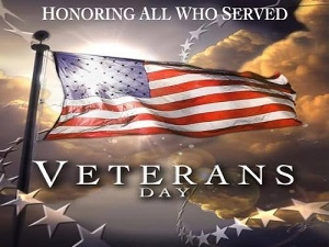 """Happy Veterans Day From """"Classic Country"""" 94.7 WBIO! [VIDEO]"""