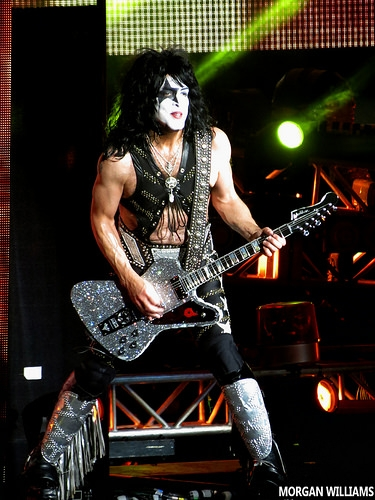 Paul Stanley of Kiss Doesn't Know Why Fans Think He's Gay
