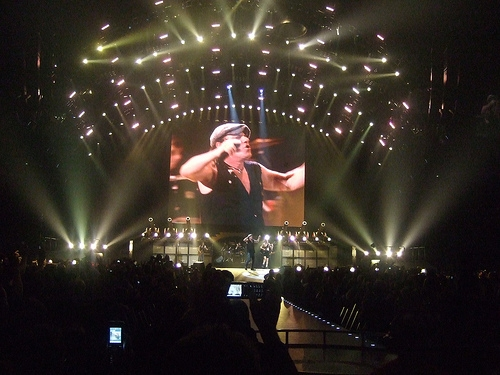 No Alcohol at an AC/DC Concert? Yeah, That's Happening
