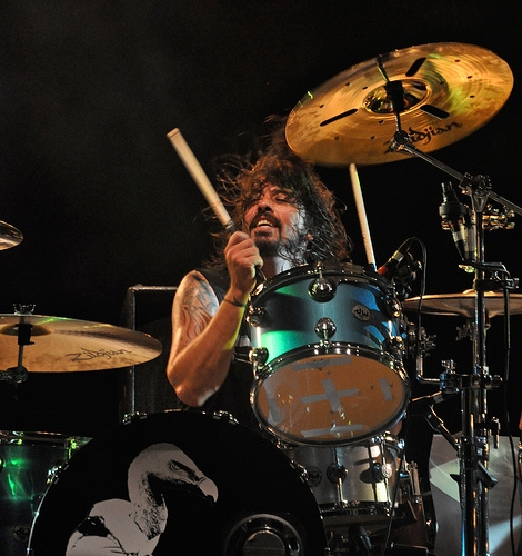 Dave Grohl Will Appear On An Episode Of 'The Muppets'