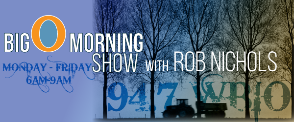 The Thursday Big O Morning Show is LIVE NOW!