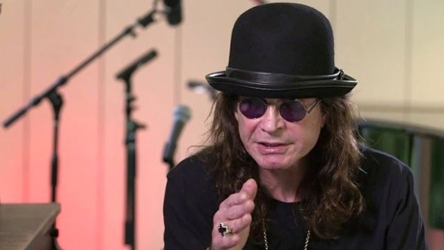 Ozzy Will Return to a U.S.A. Monument That He Defaced in the 1980's to Apologize!