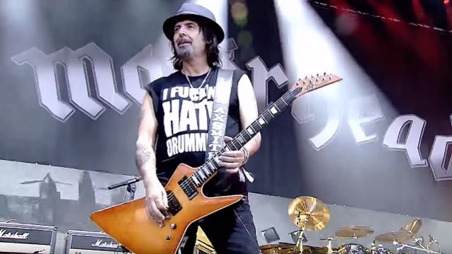 Motorhead's Phil Campbell Has Been Hospitalized