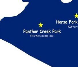 Christmas At Panther Creek Park Returns
