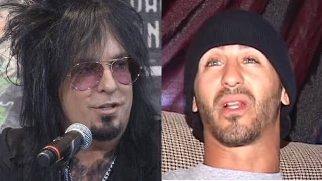 Nikki Sixx Responded To Sully Erna's 'Old, Fat, Has-Been' Comment