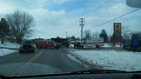 Fatal Wreck This Afternoon In Owensboro!