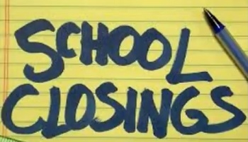 School Closings and Delays For Wednesday, February 17
