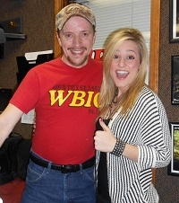 Mary Sarah On THE VOICE Tonight,That & More On The Midday Show With Steve Horn On 94.7 WBIO!