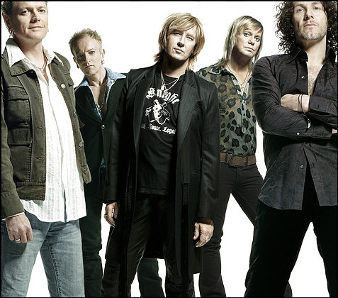 Rock Legends, Def Leppard, Are Coming To Evansville