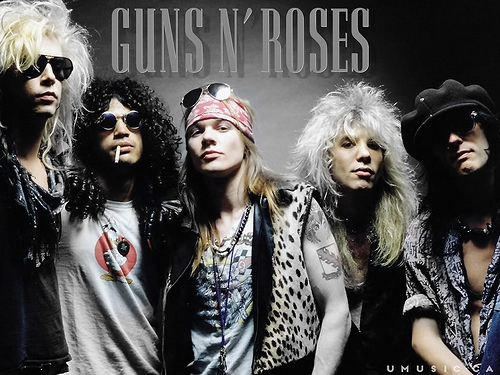 A Former Guns N' Roses Member is Set To Make A Big Announcement