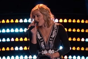Did You See Mary Sarah On THE VOICE Last Night?!? [WATCH NOW]