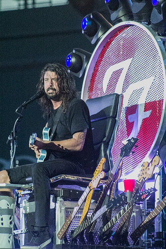 Foo Fighters Current Hiatus Is 'Strange' According To Their Guitarist