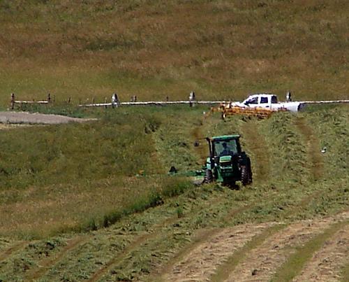 KYTC Highway Mowing Season Underway