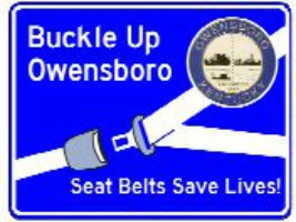 OPD Reminds Public to Buckle Up