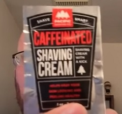 Caffeinated Shaving Cream? That & More On The Tuesday Midday Show!