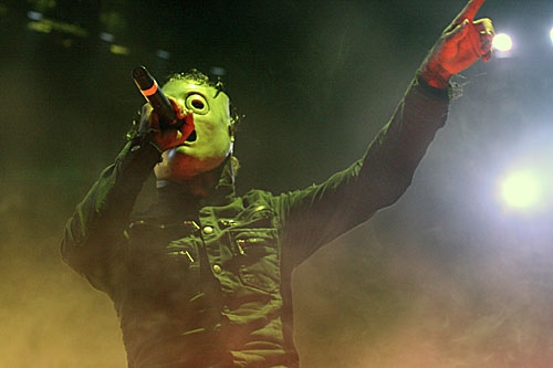 Corey Taylor of Slipknot Underwent Neck and Back Surgery