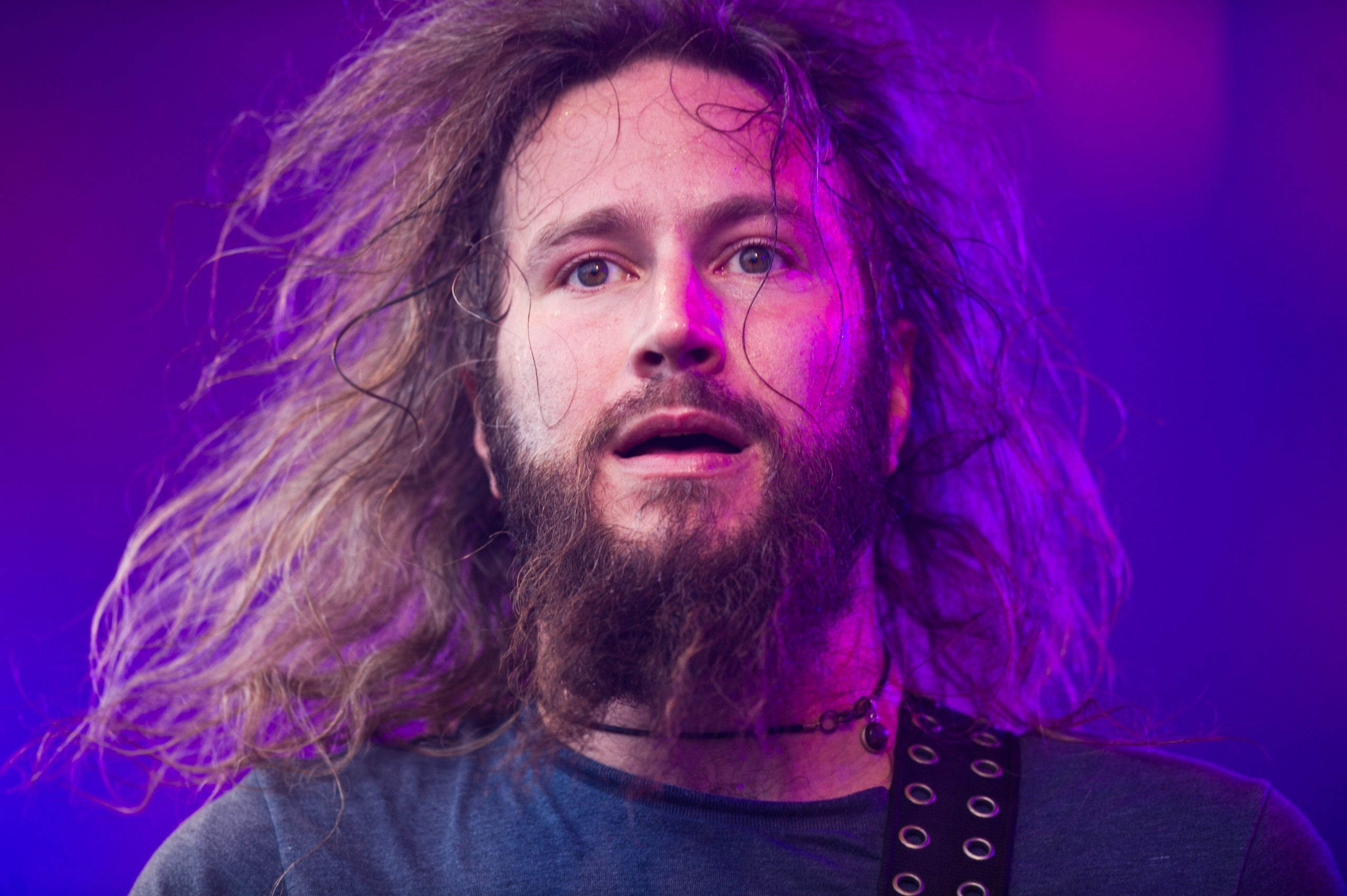 Mastodon And Gone Is Gone Bassist Troy Sanders Talked With Jordan Roos About His Groupies And New Mastodon