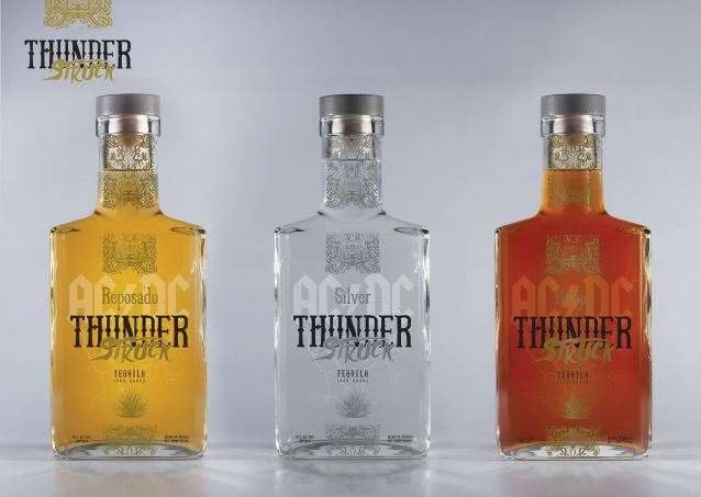AC/DC Now Has Their Own 'Thunderstruck' Tequila