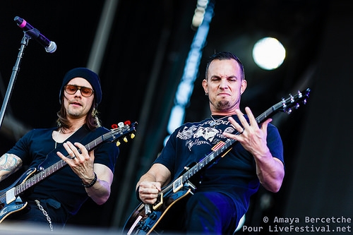 Alter Bridge Released The First Single Off Their Upcoming Album 'The Last Hero'