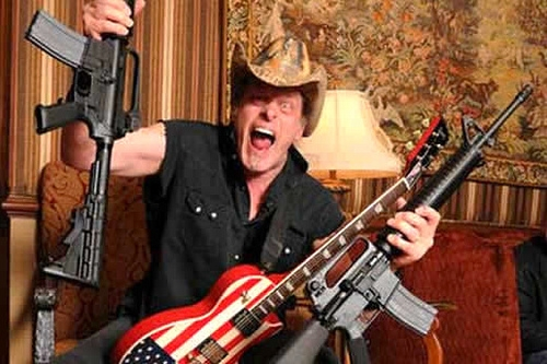 The Viking Interviewed Ted Nugent About Guitars, Politics, and Gum